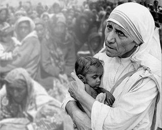 Mẹ Têrêsa của Calcutta
