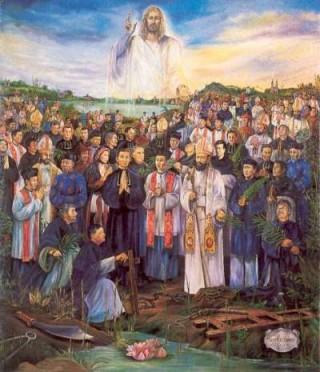2008-11-24 Lễ Các Thánh Tử Đạo Việt Nam