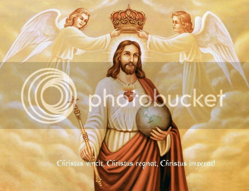 2014-11-22: CN Chúa Kitô Vua